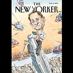 The New Yorker, August 5th 2013 (Jeffrey Toobin, Gary Shteyngart, John Lanchester) | [Jeffrey Toobin, Gary Shteyngart, John Lanchester]