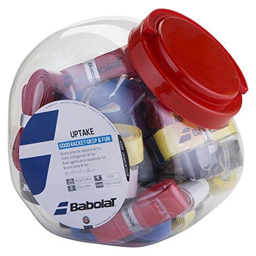 Babolat Uptake Grip 30er Box Farblich Sortiert Overgrip