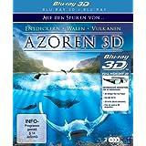 """Azoren 3D - Auf den Spuren von Entdeckern, Walen und Vulkanen - Die komplette Serie (3x Blu-ray im Digipack) (3D Version inkl. 2D Version & 3D Lenticular Card) [3D Blu-ray]von """"Norbert Vander"""""""
