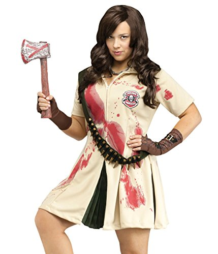 Fun World Women's Zombie Hunter Costume