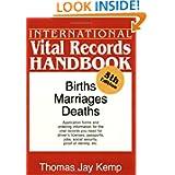 International Vital Records Handbook. 5th Edition