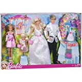 Barbie I Can Be a Bride Wedding Set