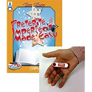 PRETERITE AND IMPERFECT MADE EASY SPANISH ACTIVITY BOOK ON USB Flash Drive Teacher's Discovery