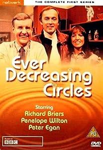 Ever Decreasing Circles - Series 1 [DVD]