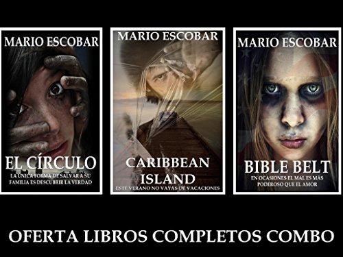 El Círculo, Caribbean Island y Bible Belt: (Pack tres libros)