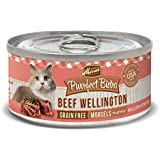 Merrick 3 oz Purrfect Bistro Beef Wellington Canned Cat Food, 24 count case
