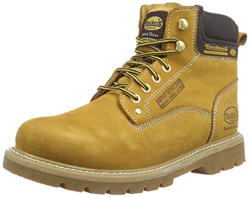 dockers-23da004-botas-para-hombre-amarillo-jaune-golden-tan-910-43