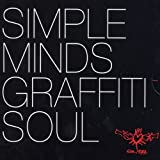 Simple Minds Graffiti Soul