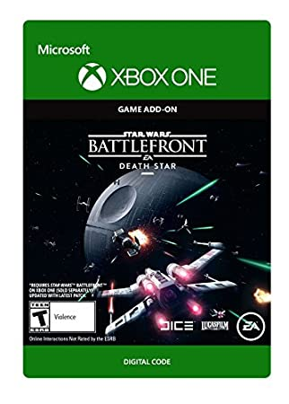 Star Wars Battlefront: Death Star Expansion Pack - Xbox One Digital Code