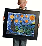 Kids Master Artist Kit - Van Gogh Starry Night