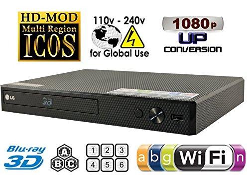 Samsung bd j5900 lecteur 2d 3d 0632930670352 informatique multim dia lect - Lecteur blu ray mural ...