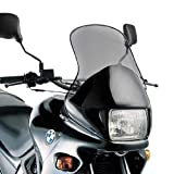 Windshield Touring Givi BMW F 650 93-96 light smoke