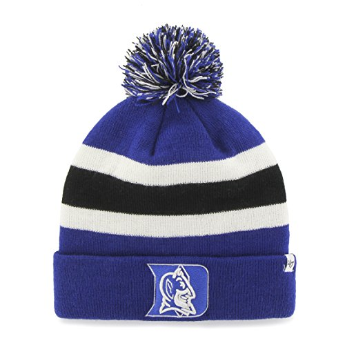 NCAA Duke Blue Devils Breakaway Cuff Knit Hat, One Size, Royal (Blue Devils 2014 compare prices)