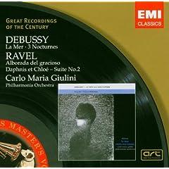 Debussy/Ravel: La Mer/Alborado