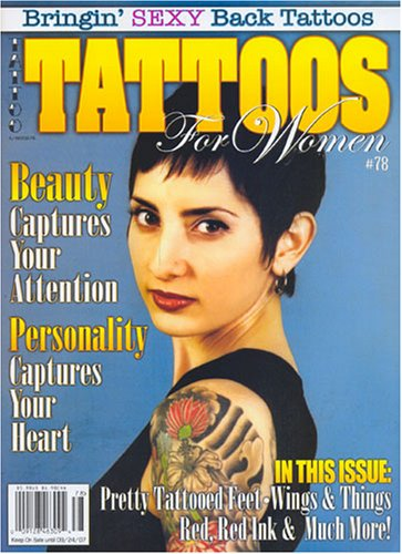Tattoos for Women · Tattoo Flash Magazine