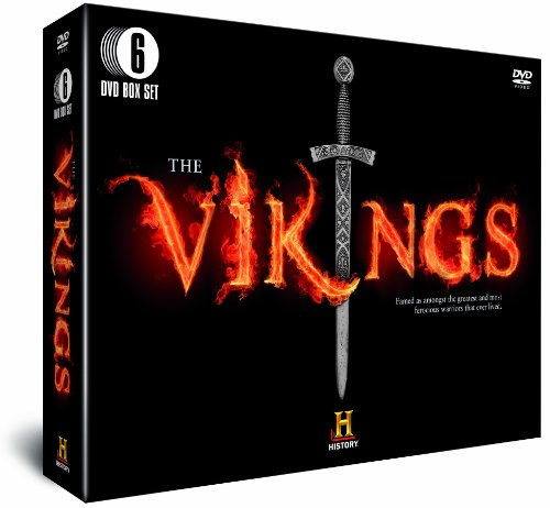 The Vikings 6DVD Gift Pack [Edizione: Regno Unito]