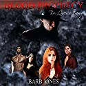 Queen's Enemy: Blood Prophecy Audiobook by Barb Jones Narrated by Kendra L. Oberhauser