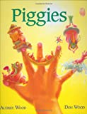 Piggies: Book and Musical CD (015205667X) by Wood, Audrey