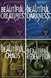 Kami Garcia BEAUTIFUL CREATURES The complete 4 book set [Includes Beautiful Creatures, Beautiful Darkness, Beautiful Chaos and Beautiful Redemption]