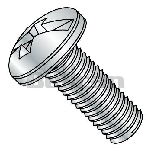 "Black Brass Coarse Thread NOS 20 pcs Pan Head Machine Screw 8-32 x 7//8"""