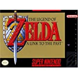 The Legend of Zelda: A Link to the Past ~ Nintendo