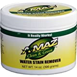 A-Maz Water Stain Remover 14oz Jar