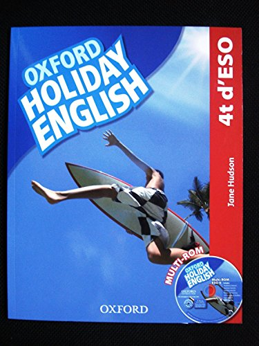 Holiday English 4º ESO: Student's Pack (catalán) 3rd Edition (Holiday English Third Edition)