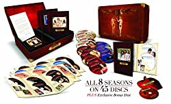 Desperate Housewives: The Complete Collection Deluxe Edition - 46-Disc DVD
