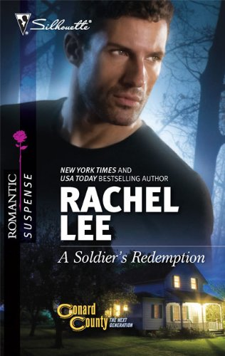 Image of A Soldier's Redemption (Silhouette Romantic Suspense)