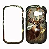 2D Camo Deer Realtree Samsung Galaxy Centura S738C / Discover S730G Cricket, Net 10 Straight Talk Case Cover Hard... by Samsung