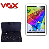 V105 Dual Sim 3G Dual Core HD Tablet With Keyboard