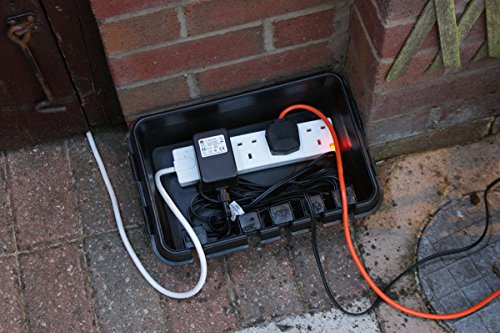 dribox-285-weatherproof-outdoor-electrical-connection-box-black
