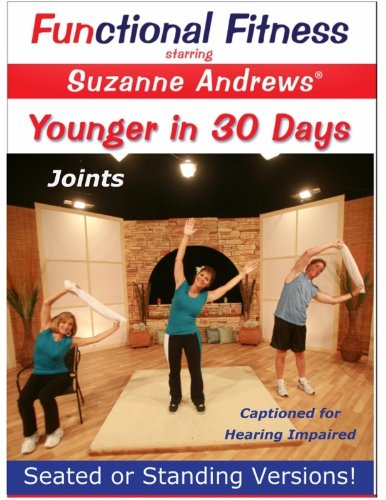 Younger Joints in 30 Days Captioned Version