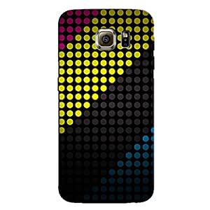 DJ LIGHTS BACK COVER FOR SAMSUNG GALAXY S7