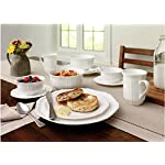 Mikasa Antique White 36-piece Dinnerware Set