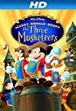 Mickey,  Donald,  Goofy: The Three Musketeers [HD]