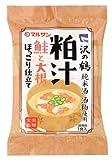 マルサン 粕汁鮭と大根ほっこり仕立て 1食×10個