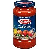 Barilla Pasta Sauce, Traditional, 24 Ounce