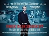 TINKER TAILOR SOLDIER SPY - UK - MOVIE FILM WALL POSTER - 30CM X 43CM