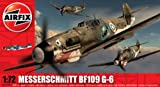Airfix A02029 Messerschmitt Bf109G 1:72 Scale Series 2 Plastic Model Kit
