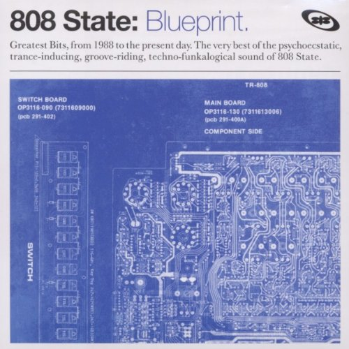 808 State - Blueprint - The Best Of 808 State - Zortam Music