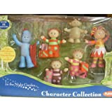 In the night garden character collection, figure set
