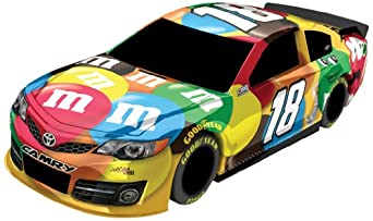 Buy Kyle Busch #18 M &M's 2014 NASCAR Plastic Toy Car (1:18 Scale) by Lionel Racing