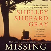 Missing: The Secrets of Crittenden County, Book 1 | Shelley Shepard Gray