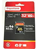 Gigastone SDHC UHS-1 Class10 32GB ギガストーン