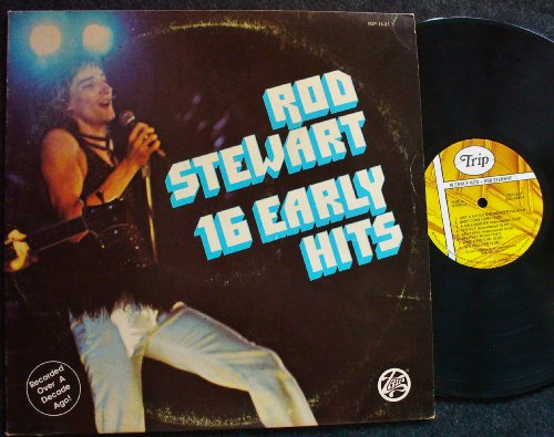 Rod Stewart - Early Stewart - Zortam Music