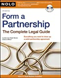 img - for Form a Partnership: The Complete Legal Guide book / textbook / text book