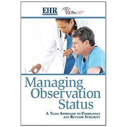 Managing Observation Status