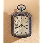 Small Vintage Wall Clocks (Black)