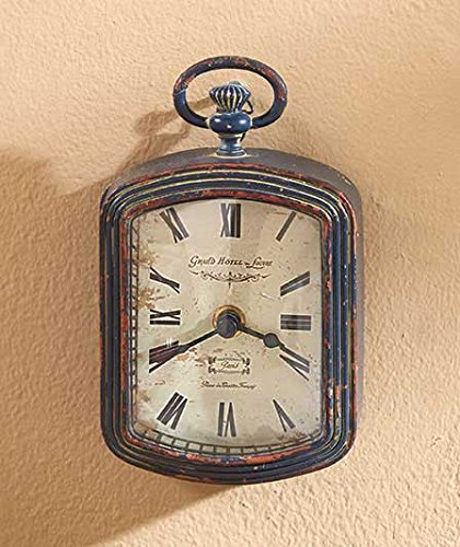 Small Vintage Wall Clocks (Black) 0